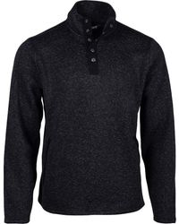 Mountain Khakis Norris Classic Fit Pullover - Black