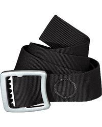 Patagonia Tech Web Belt - Black