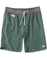 09c82e055c Lyst - Vuori Banks 2.0 Short in Gray for Men