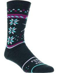 FARM TO FEET Hampton Midweight Sock - Multicolor
