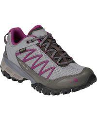 b9ae0ca822dd Lyst - The North Face  ultra Cardiac  Trail Running Shoe in Gray