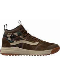 Vans Ultrarange Hi Dll Mte Boot - Brown