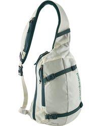 Patagonia Atom 8l Sling Bag - White