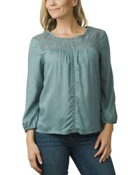 Prana - Robyn Shirt - Long-sleeve - Lyst