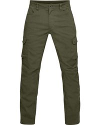 Under Armour Tac Enduro Stretch Cargo Pant - Green