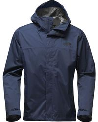 e281c63963 Lyst - The North Face Venture 2 Hooded Jacket in Yellow for Men