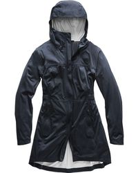 The North Face Allproof Stretch Parka - Blue