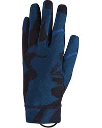 Patagonia Capilene Midweight Liner Glove - Blue