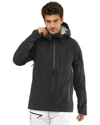 Salomon Outlaw 3l Jacket - Black