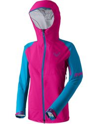 Dynafit Radical Gore-tex Jacket - Pink