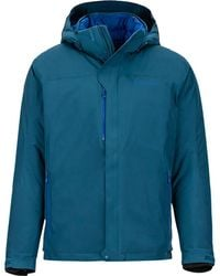Marmot Synergy Featherless Jacket - Blue