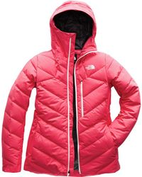 2a5ee3fc7 The North Face Corefire Down Jacket in Red - Lyst