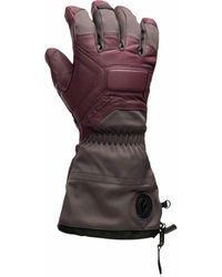 Black Diamond Guide Ski Glove - Multicolor