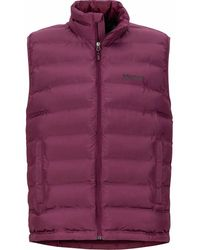 Marmot - Men's Alassian Featherless Vest - Lyst