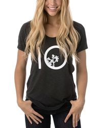 Tentree - Leaf Ten T-shirt - Lyst