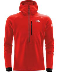 The North Face - Summit L2 Fuseform Grid Fleece Jacket - Lyst