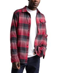 The North Face - Stayside Chamois Long-sleeve Shirt - Lyst