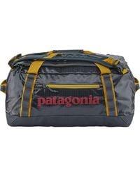 Patagonia Black Hole 40l Duffel Bag - Blue