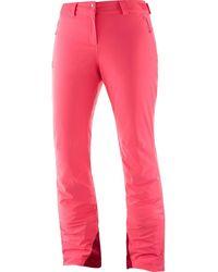 Yves Salomon Icemania Insulated Pant - Pink