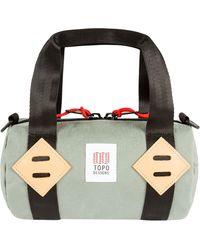 Topo Classic Mini Duffel Bag - Metallic
