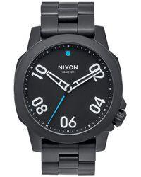 Nixon - Ranger 40 Watch - Lyst