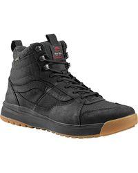 Vans Ultrarange Hi Gore-tex Mte Boot - Black