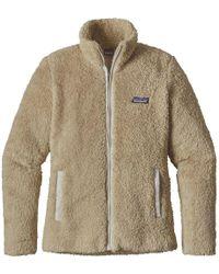 Patagonia Los Gatos Fleece Jacket - Natural