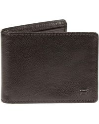 Will Leather Goods - Classic Deluxe Billfold Wallet - Lyst