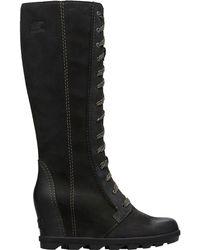 Sorel Joan Of Arctic Wedge Ii Tall Boot - Black