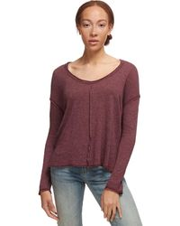 Project Social T Get Up & Go Long-sleeve Shirt - Multicolor