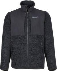 98f43f6fe Marmot Men's Wiley Jacket in Black for Men - Lyst