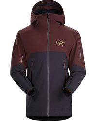 Arc'teryx Rush Is Jacket - Multicolor