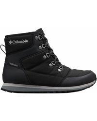 Columbia Wheatleigh Shorty Boot - Black
