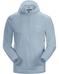 Arc'teryx Incendo Hooded Jacket - Blue