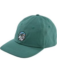 44f068405137f Patagonia Retro Fitz Roy Label Tradesmith 5-panel Cap in Green for ...