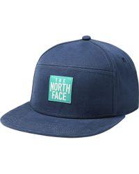 fdf8bcf5d73 Lyst - The North Face El Cap Baseball Cap (for Men) in Gray for Men