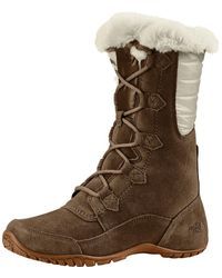 The North Face Nuptse Purna Ii Boot - Brown