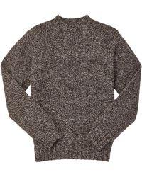 Filson 3GG Crewneck Sweater - Brown