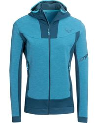 Dynafit Ft Pro Thermal Polartec Hooded Jacket - Blue