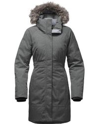 The North Face Arctic Down Parka Ii - Gray
