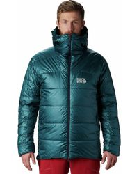 Mountain Hardwear Phantom Down Parka - Green