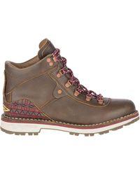 Merrell Sugarbush Essex Wp Boot - Brown