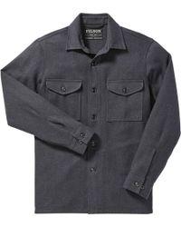 b7fbdcb8 Filson Short Cruiser Jacket in Brown for Men - Lyst