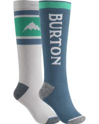 Burton - Weekend Socks 2 Pack - Lyst
