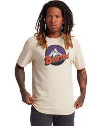 Burton Retro Mountain T-shirt - Multicolor