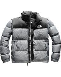 7019cd607 1996 Retro Nuptse Jacket - Gray