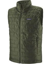 Patagonia Nano Puff Vest - Green