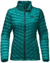 The North Face - Thermoball Insulated Jacket - Lyst