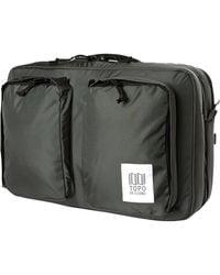 Topo Designs Global 14l Briefcase - Gray
