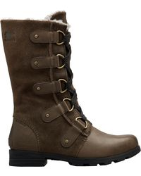 Sorel - Emelie Lace Boot - Lyst